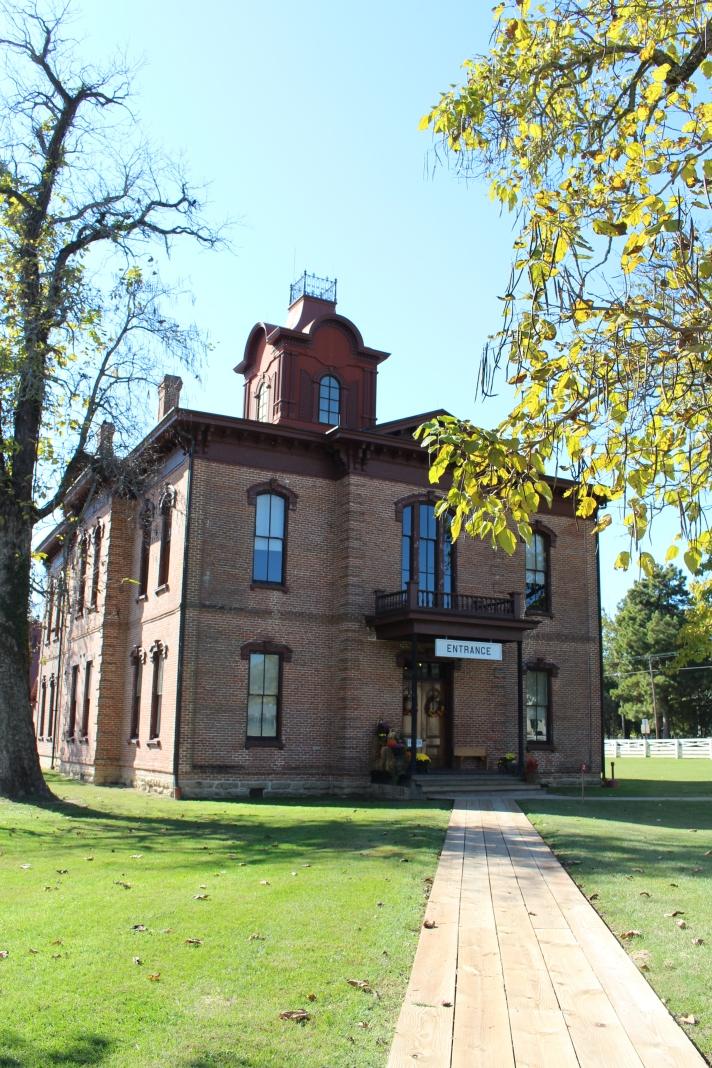 1874 Courthouse, Washington, Arkansas