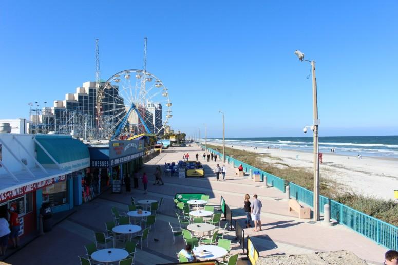 Boardwalk, Daytona Beach