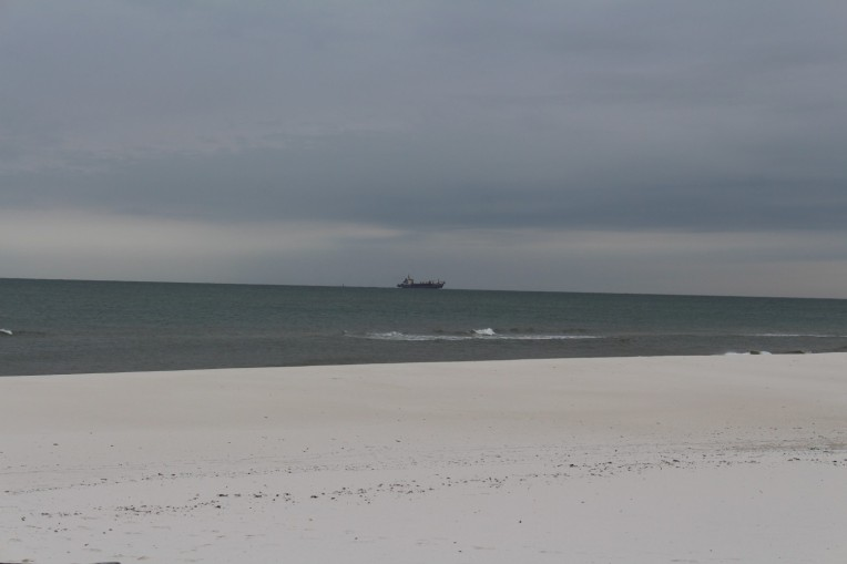 Oil Tanker in the Gulf of Mexico