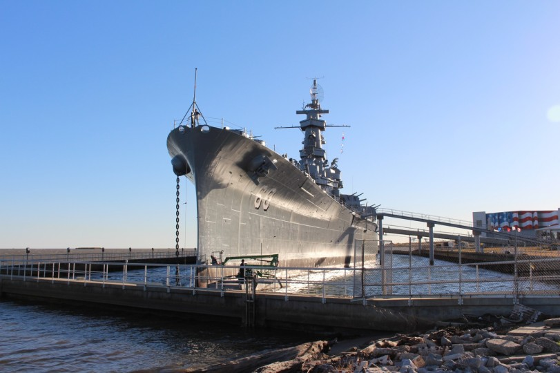 Battleship U.S.S Alabama