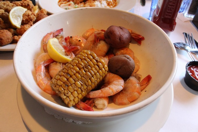 Finally!!! Cajun Boiled Shrimp. The Cajun's love boiled seafood. The spices were delicious.
