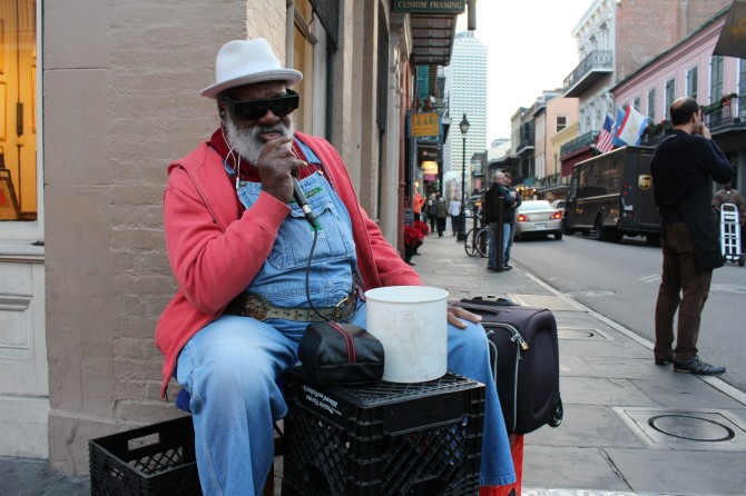 One of Tyler's favorite photos of New Orleans.