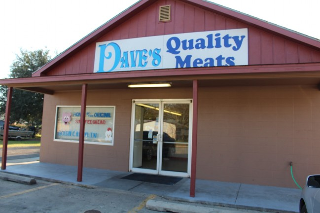 Next Stop: Dave's Meats