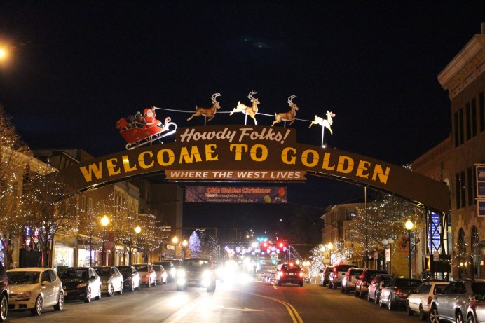 Quiz: Does anyone know what Golden, Colorado is famous for. Remember those TV commercials?
