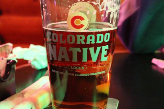 Colorado Native is a Coors Beer only available in Colorado. Pretty tasty