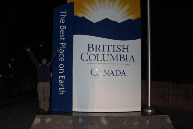 They let us back into Canada!!!