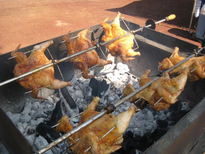 Hula Hula Chicken