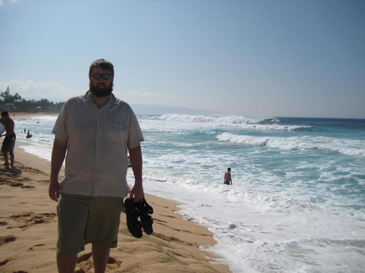 Huge Surf!