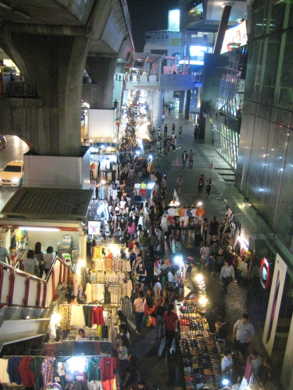 Some sort of Night Market