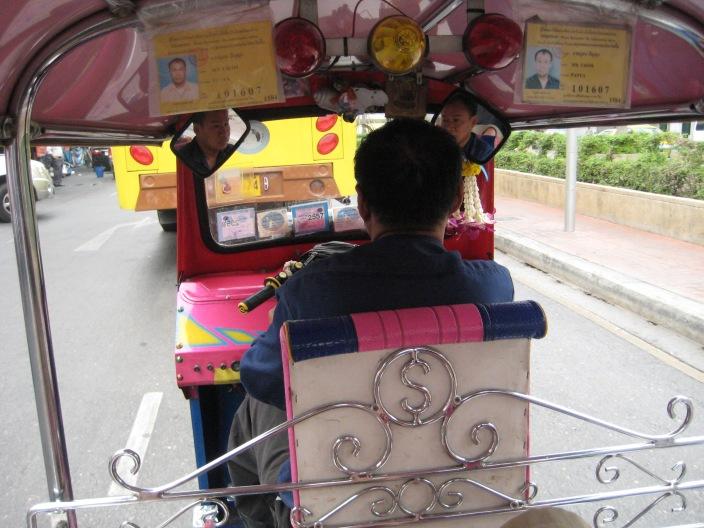 Tuk Tuk ride