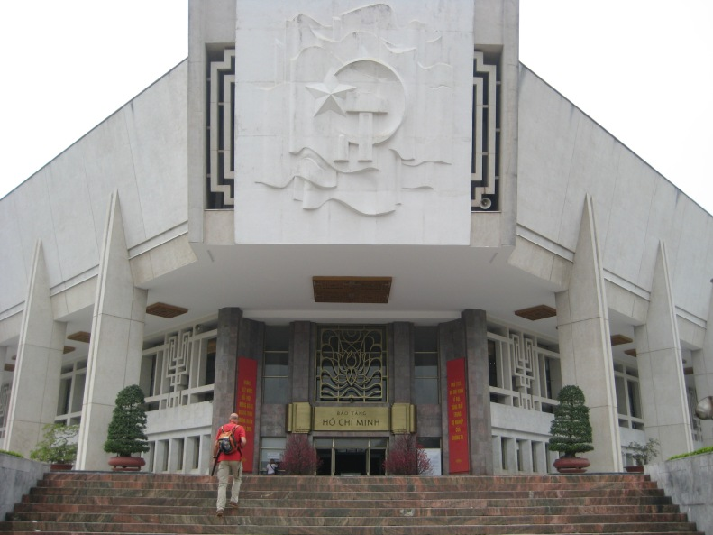 The Ho Chi Minh Museum