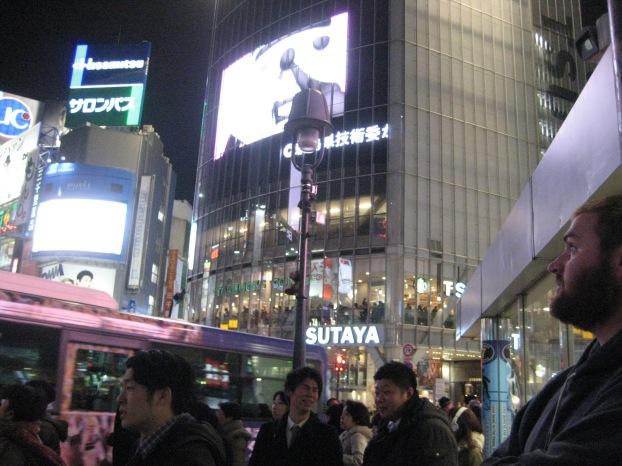 Shots from Shibuya