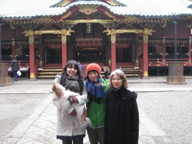 The Kiyokawa's