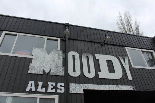 Moody Ales in Port Moody, B.C