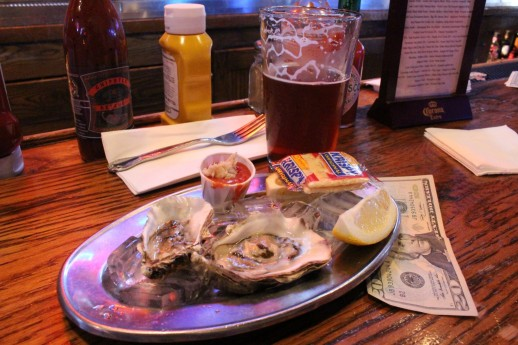 and Oysters