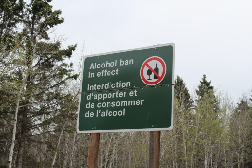 Yes we Canadians cannot handle Alcohol. So sad