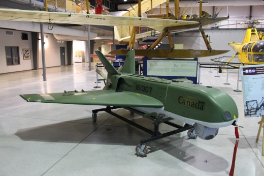 Unmanned aircraft used in Afghanistan.