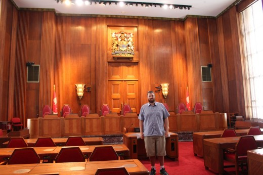 Inside the Supreme Court of Canada