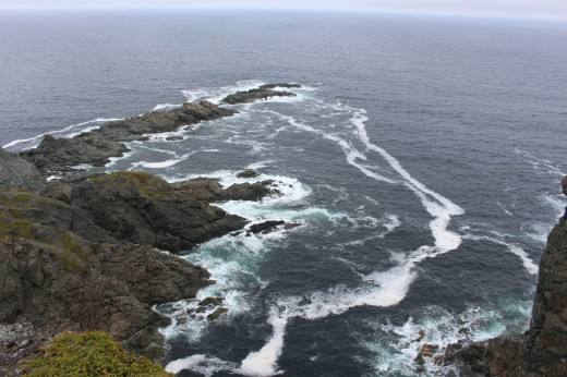 Nice views from the lightstation