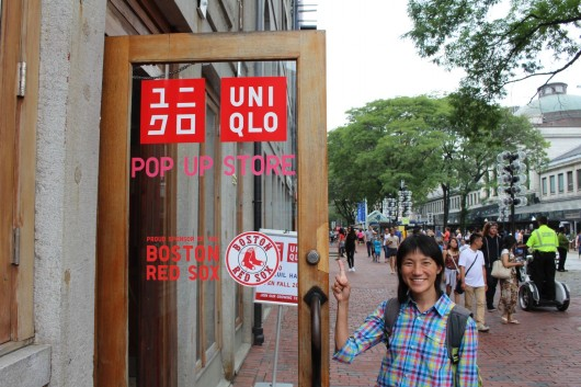 UniQlo is a Tokyo based clothing company that is expanding into North America