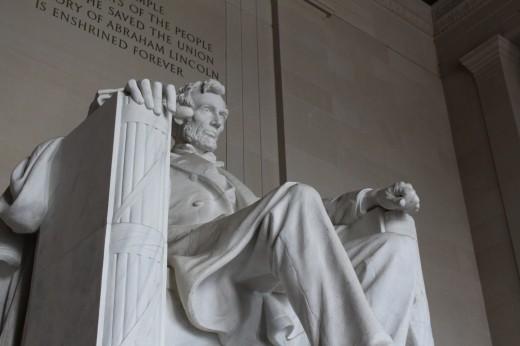 President Lincoln.