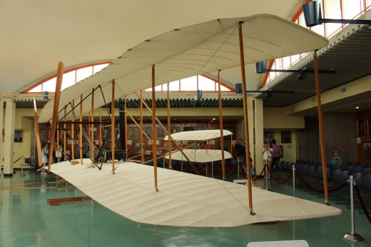 Prototype of the air plane