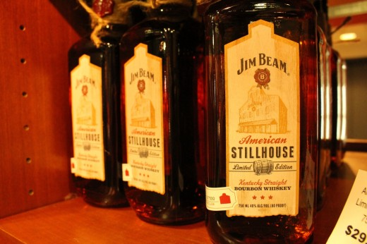 Limited edition Stillhouse Bourbon