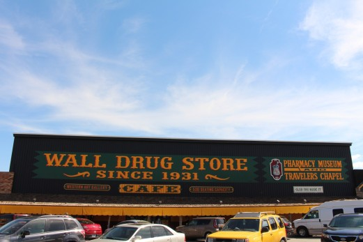 Possibly the biggest drug store in the World.